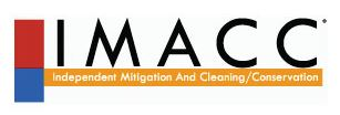 Independent Mitigation and Cleaning/Conservation logo and Cleaning/Conservation logo