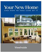 """""""Your New Home and How to Take Care of It"""" published by National Association of Homebuilders with tips on maintenance for homebuyers"""