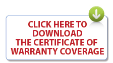 Download Certificate of Warranty Coverage